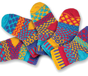 Solmate Socks™ mix and match designs