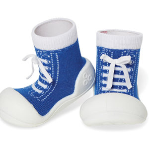 Attipas launches ergonomic shoe-socks for toddler first steps