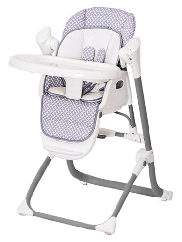 Primo launches Voyager High Chair which also serves as swing