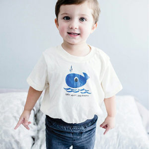 Simply Chickie Focuses on 100% Organic Cotton