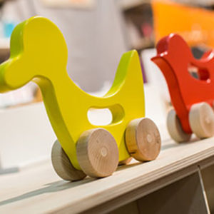 Children's and Juvenile Products Create Sophisticated, Playful Resources for Buyers