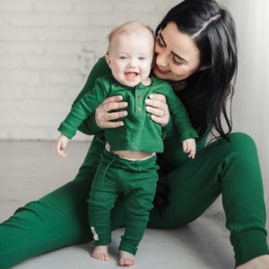 L'ovedbaby offers 100% Certified Organic Clothing