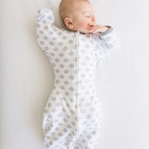 NEW! Swaddle Sack® with Arms Up—Safe, Secure, and Easy to Use!