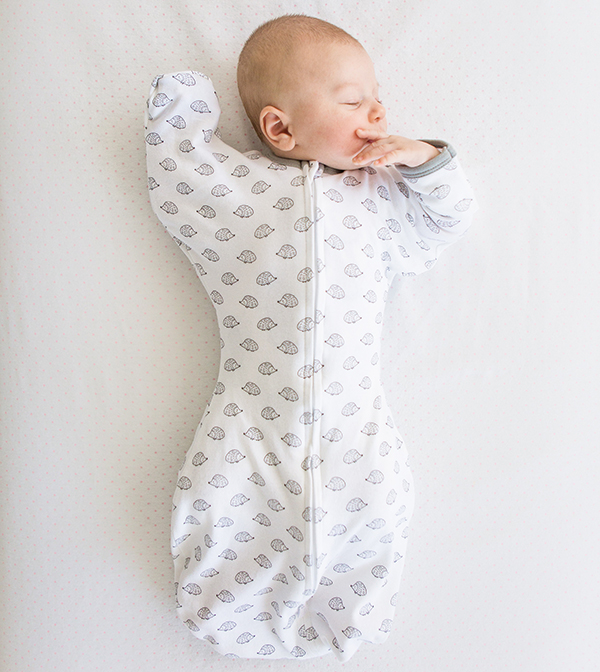 official photos 17e0a c01fe NEW! Swaddle Sack® with Arms Up—Safe, Secure, and Easy to Use!