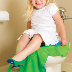 Tottigo Pack 'n Potty all-in-one on-the-go potty solution