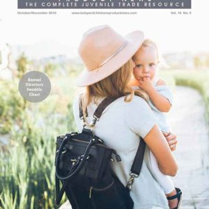 Newlie introduces the Louise Backpack Diaper Bag