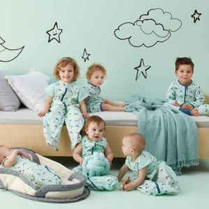 ergoPouch swaddles and sleeping bags