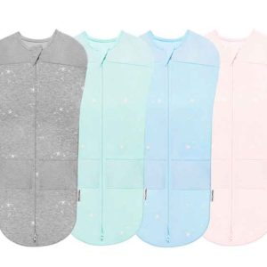 Easiest Swaddle Ever