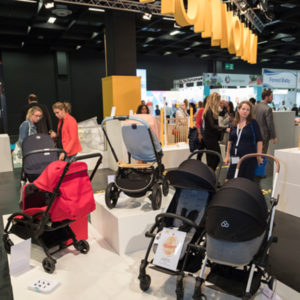 Kind + Jugend—The international leading trade fair for premium baby and toddler products