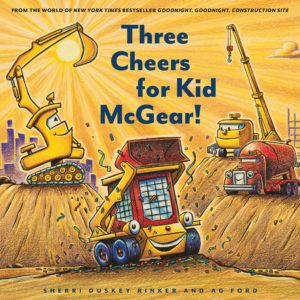 Three Cheers for Kid McGear Book Cover