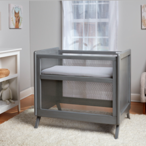 Breathable Baby Delivers New Innovative Mesh Sided Crib