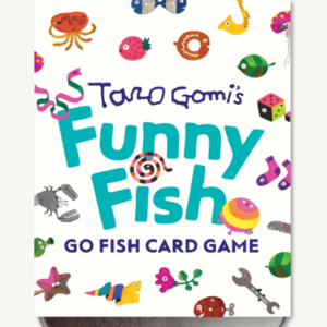 Taro Gomi's Funny Fish: Go Fish Card Game